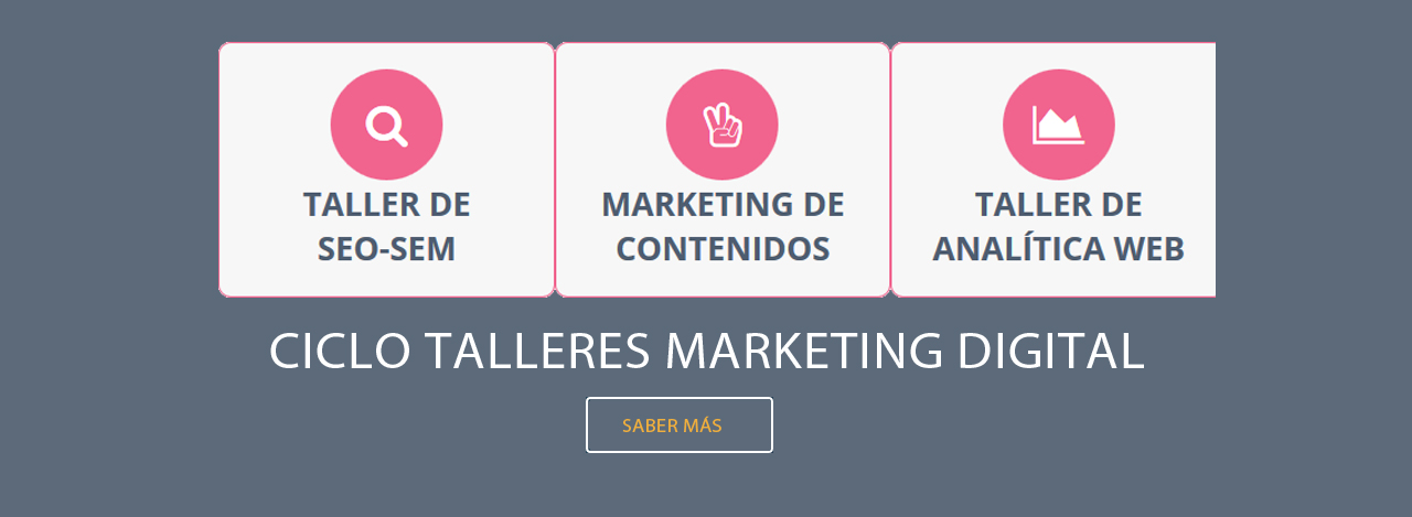 Talleres Marketing Digital
